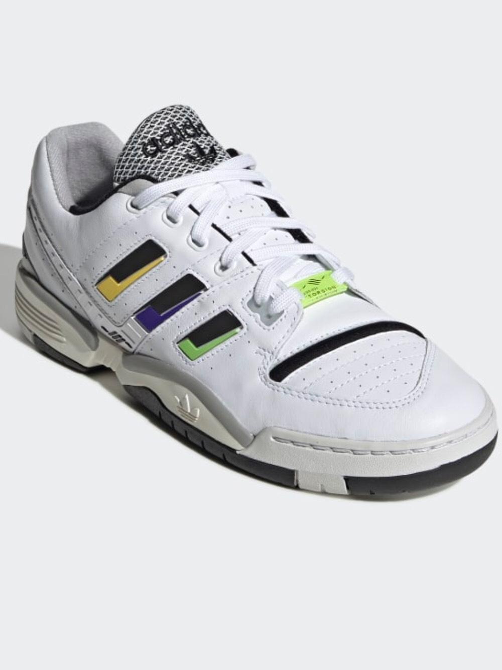 Adidas Torsion Comp Tennis shoe (UK3.5-13.5) @ adidas £33.73 + £3.99 postage