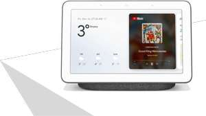 Free Google nest home hub with broadband from John Lewis from £20pm Mon for standard broadband