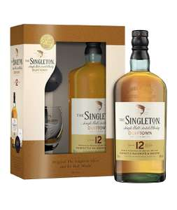Singleton of Dufftown 12 Year Old Single Malt Scotch Whisky with Ice Ball Mould and Tumbler Gift Set, 70 cl £30.49 @ Amazon