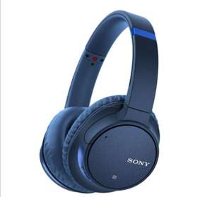 Sony Wireless Headphones WH-CH700NLCE7 Blue £69.99 @ Go Electrical