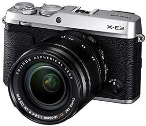Fujifilm X-E3 Mirrorless Digital Camera with XF 18-55mm lens £607.20 @ Amazon + £90 cashback
