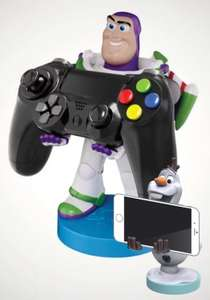 """UPDATE Buzz Lightyear and Olaf 8"""" Cable Guy Includes 3M micro-USB cable £13.50 with code: CART10 Each @ MenKind (Free C+C or + £3 delivered)"""