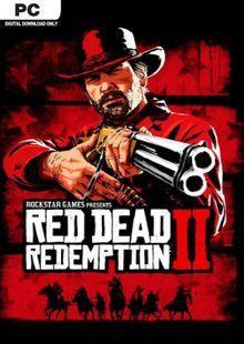 [PC] Red Dead Redemption 2 - £30.99 @ CDKeys