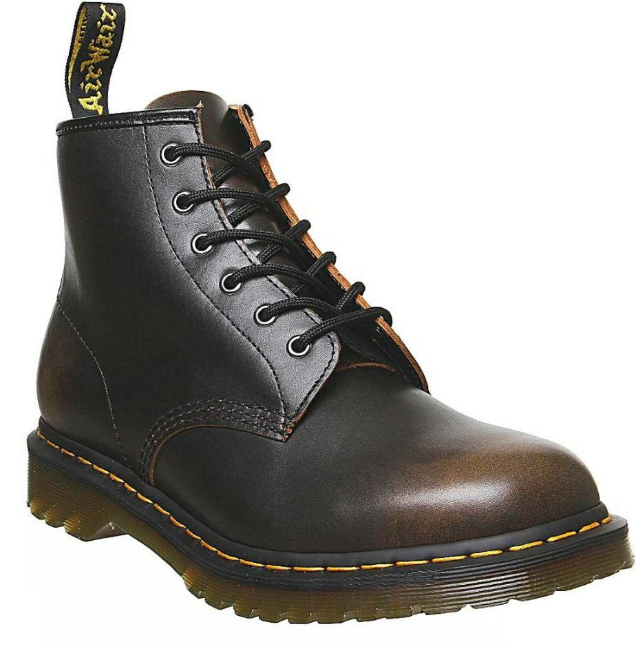 Dr Martens 101 Boot butterscotch £95 @ office