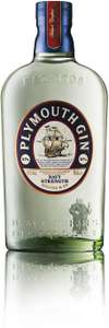 Plymouth Navy Strength Gin 57% @ Amazon £26.99