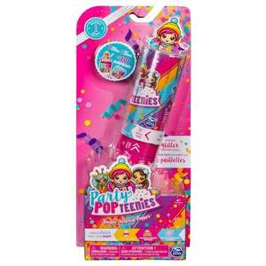 Party popteenies double surprise (1 doll,1 pet & accessories) £2.54 ADD ON ITEM @ Amazon