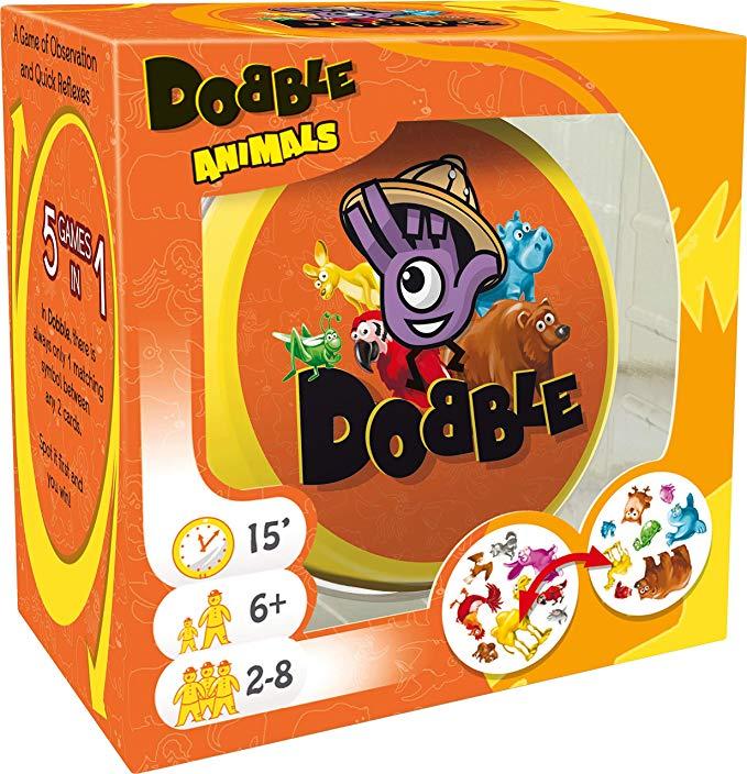 Asmodee Editions ASMDOAN01EN Dobble Animals £10.99 + £4.49 NP @ Amazon