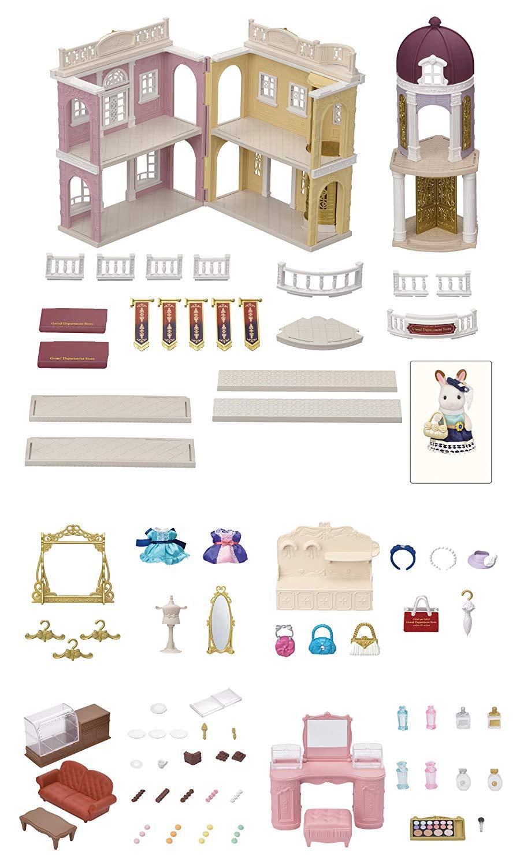 Sylvanian families town-grand department store gift set £52.48 @ Amazon