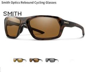 Smith optics Rebound enduro cycling sunglasses polarised £35 @ tredz (3 choices)