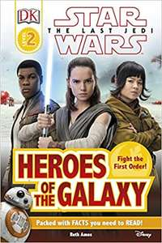 Star Wars The Last Jedi™ Heroes of the Galaxy (DK Readers Level 2) £1 @ Amazon Prime (+£1.99 non Prime)