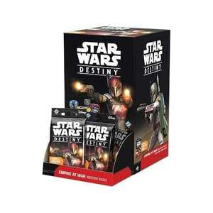 Star Wars Destiny Card Game : Empire at War Booster Packs (box of 36) £14.55 delivered @ Magic Madhouse