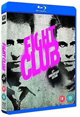 Fight club blu ray £4.99 @ Amazon prime (£2.99 p&p non Prime)