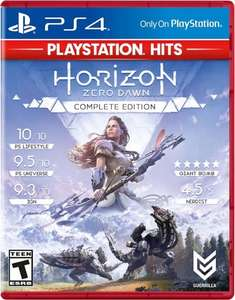 Horizon Zero Dawn Complete Edition PS4 £10.99 Free Click & Collect @ Smyths Toys