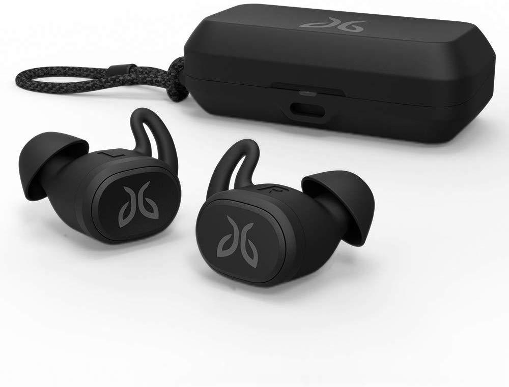 Jaybird Vista True Wireless Bluetooth Headphones with Charging Case - IPX7 Waterproof and Sweatproof Earphones £126.72 sold by Amazon