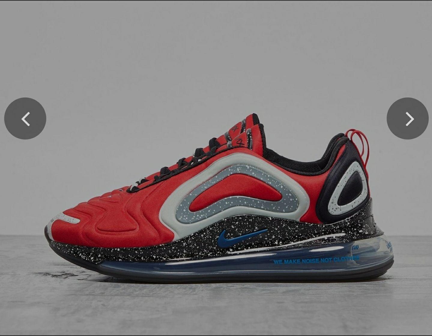 Nike x UNDERCOVER Air Max 720 £90 @ FootPatrol