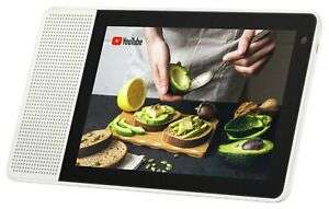 Lenovo Smart 8 Inch Display with the Google Assistant, free delivery Argos eBay for £69.99
