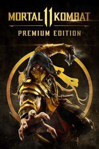 Mortal Kombat 11 Premium Edition (Xbox One) £31.99 with Xbox Gold Subscription @ Xbox Store