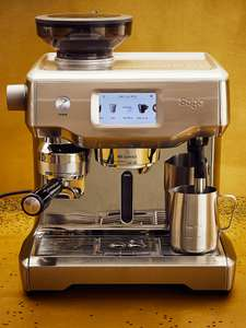 Sage Oracle Touch Fully Automatic Bean-to-Cup Coffee Machine, Brushed Stainless Steel £1535 @ John Lewis & Partners