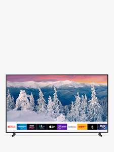 "Samsung The Frame (2019) QLED Art Mode TV with No-Gap Wall Mount, 65"" £1,199 at John Lewis & Partners"