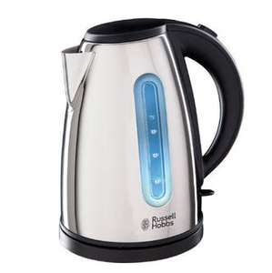 Russell Hobbs Polished Orleans Kettle £15 @ Sonic Direct