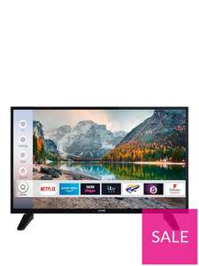 Luxor 32 inch Full HD, Freeview Play, Smart TV £169.99 at Very