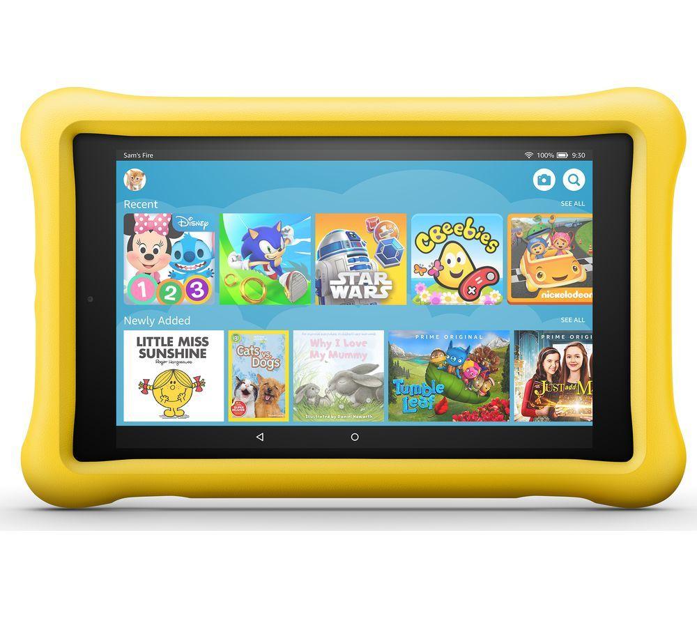Amazon Fire Kids 8 HD £65 at John Lewis & Partners Swindon