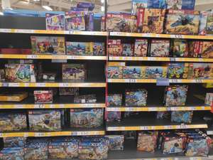 LEGO Sale Lots of star Wars sets £5 at Tesco Cardiff