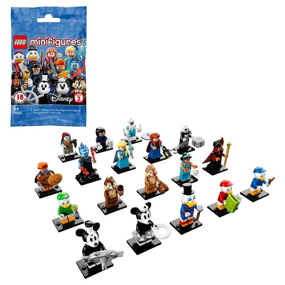Disney Lego Minifigures Series 2 £1.50 @ Argos