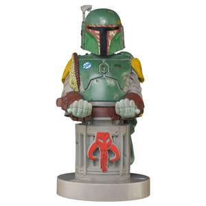 Star Wars Boba Fett 8 Inch Cable Guy Controller and Smartphone Stand Preorder £21.98 (inc delivery) @ Zavvi