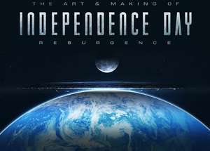 Art and Making Of Independence Day: Resurgence £2.99 @ Forbidden Planet