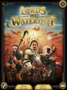 D&D Lords of Waterdeep £1.79 on Google Play