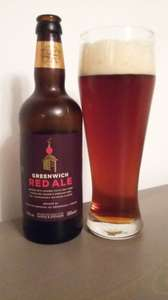 Greenwich Red Ale £1 Marks & Spencer Norwich
