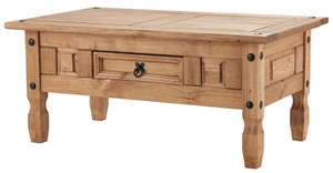 Solid Pine Table now £10 at B&M Retail London