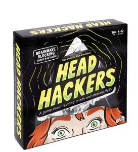 Head Hackers £4.99 - Big Potato Games (Home Bargains Banbury)