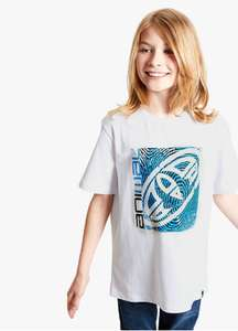Boys Animal t shirts white only all sizes available £7.30 @ John Lewis & Partners - £2 click and collect