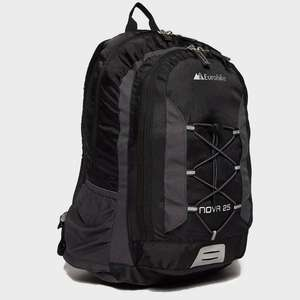 Eurohike Nova 25L Daysack £8 with code + £1 Click & Collect @ Millets