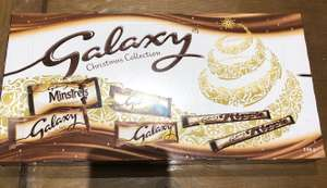 Galaxy Christmas collection only 90p at Sainsbury's Streatham