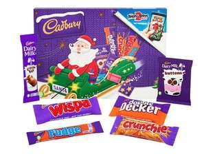 Cadbury Santa Selection Box 60p from £2.00 @ Sainsbury's Hereford