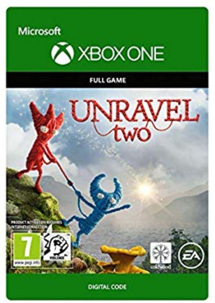 Unravel 2 - Xbox One - Download code £5.95 - Amazon UK