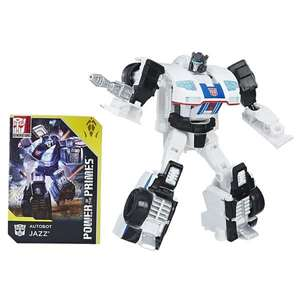 Transformers: Generations: Power Of The Primes: Deluxe Action Figure Autobot Jazz £4.99 (£1 delivery charge if you don't have a local store)