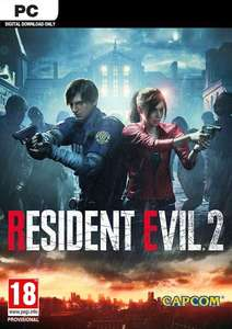 Resident Evil 2 (RE:2) PC Steam download £10.99 - cdkeys.com