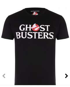 Ghostbusters t-shirt £7 free click and collect over £15 @ Peacocks
