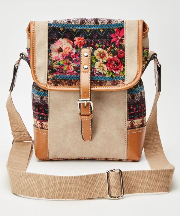 Joe Browns A Velvet Combination Bag (£4 delivery) £21 @ Joe Browns
