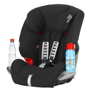 Britax Romer Evolva Cosmos Group 1-2-3 Car Seat Cosmos Black £69.99 @ Smyths