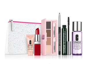 Merry and Bright Makeup Gift Set £23.70 @ Clinique