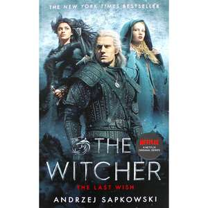 The Witcher - The Last Wish - TV-Tie In (First Book) £3 @ The Works (Free click and collect)