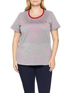 Levi's Plus Size Women's Pl Perfect Crew T-Shirt - XL (14-16) only £5.87 add-on item @ Amazon