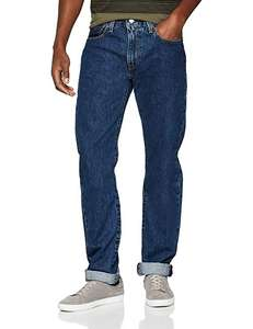 Levi's Men's 502 Regular Tapered Fit Jeans 30w34l only £13.22 prime/£16.21 NP @ Amazon