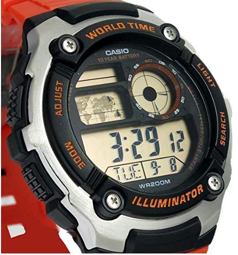 Casio Collection Men's Watch AE-2100W - £17.49 prime +4.49 non prime from Amazon