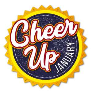 Cheer up January Free drink from huge selection at many pubs pint beer cider wine spirits soft